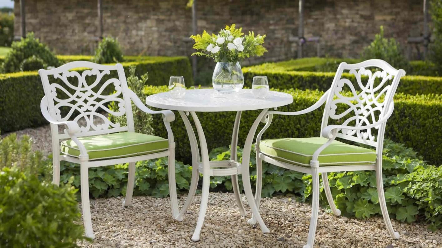 Hartman Hartman Capri Round Bistro Garden Furniture Set